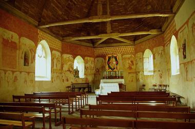 Chapelle de Réveillon