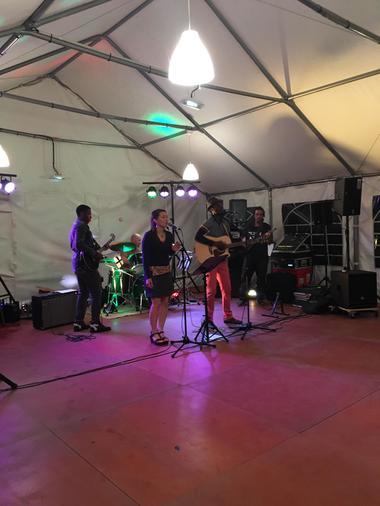 A l'eure de la guinguette - 2018 concert2