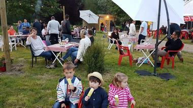 A l'eure de la guinguette - 2018 jardin enfant