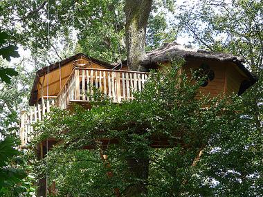 "Auberge Grand'Maison ""cabane du cerf"""