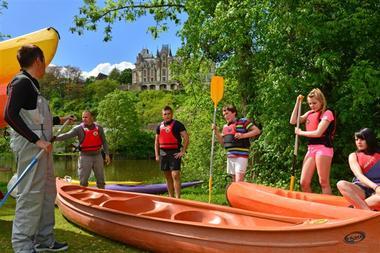 Club Canoë Kayak Dunois