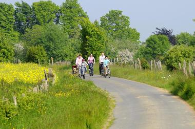 "Point de location vélos ""Senonches"""