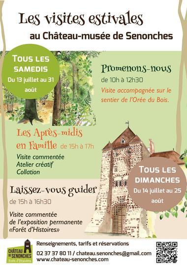 Animations-estivales-2019-Chateau-musee-de-Senonches