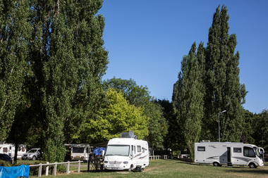 Camping municipal des bords de l'Eure