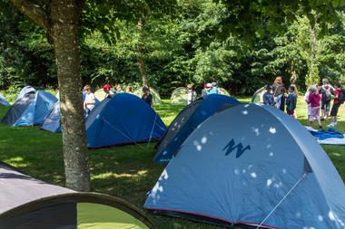 Camping du Perche