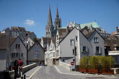 Chartres cité Médiévale - Le Pont Bouju