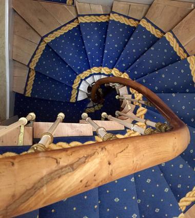 Escalier Hôtel