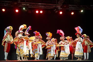 Festival de musiques et danses du monde