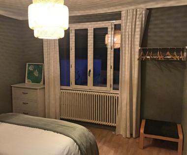 Gîte 65/ chambre côté jardin