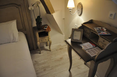 © Hôtel des poèmes de Chartres