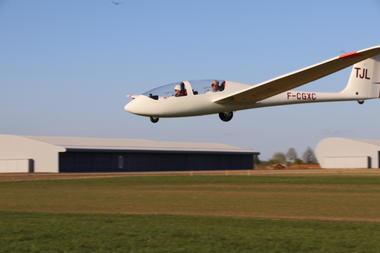Centre de vol à voile de Chartres