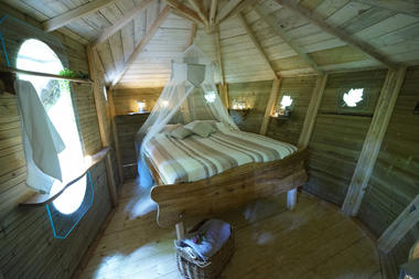 Cabane tyrolienne Cocoon""