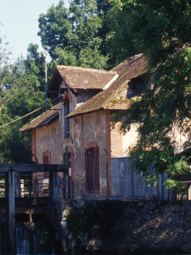 Le moulin de Courgain - Châteaudun