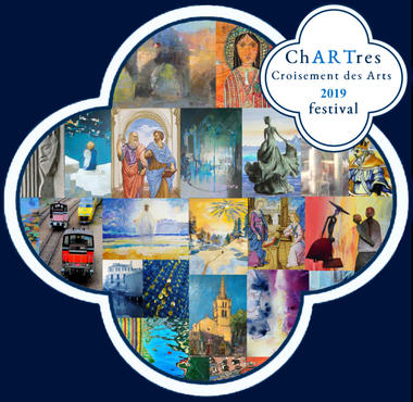 Logo en JPEG Festival ChARTres-Croisement des Arts 2019