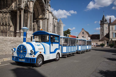 Le petit Chartrain - Découverte de Chartres - Photo Patrick Forget