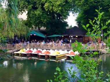 La Petite Venise - Guinguette de Chartres