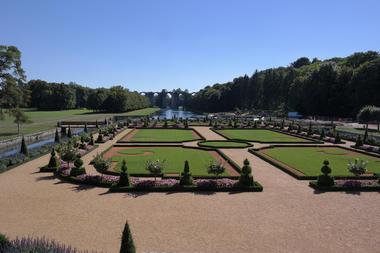 Parc - Château de Maintenon