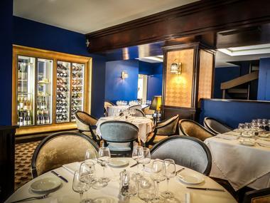 Restaurant Jehan de Beauce Chartres - Salle
