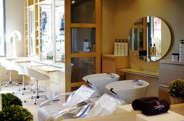 Spa et salon de coiffure Carita Chartres