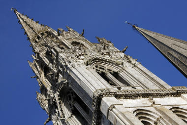 Tour Nord de la cathédrale