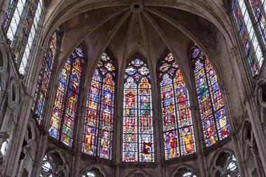 Vitraux - Eglise Saint-Pierre - Crédit photo Yves Lejeune (2)