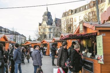 marché de noel @VilledeChartres