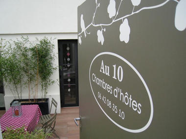 Au 10 Chambres d'Hôtes Chartres