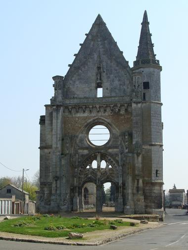 Chapelle de Champde