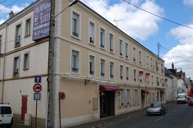 Hôtel Le Saint-Louis Châteaudun