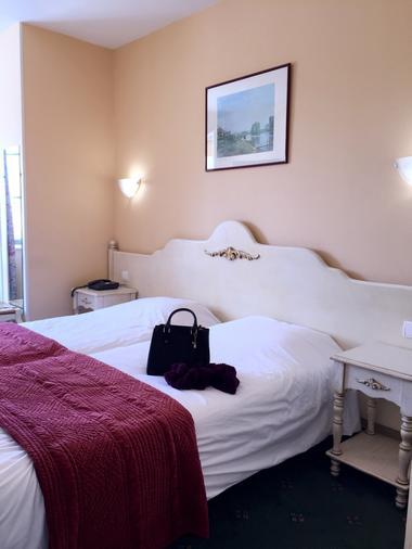 Chambre à deux lits/twin