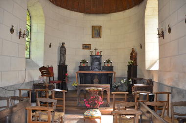 Touche-Hersant chapelle