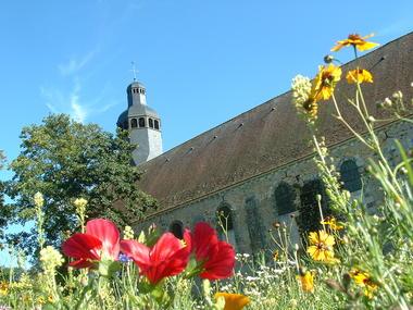 Abbaye de Thiron-Gardais