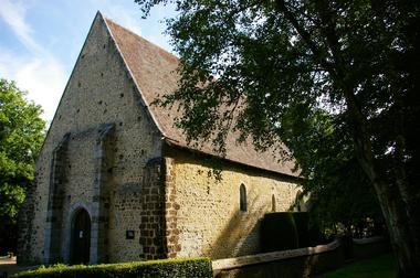 Chapelle Saint-Pierre de Réveillon