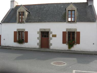 Maison natale PJ Hélias - Pouldreuzic (1)
