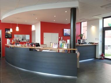 Office de tourisme Destination Pays Bigouden Sud - Accueil du Guilvinec - guichet