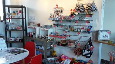Office de tourisme Destination Pays Bigouden Sud - Accueil du Guilvinec - espace boutique
