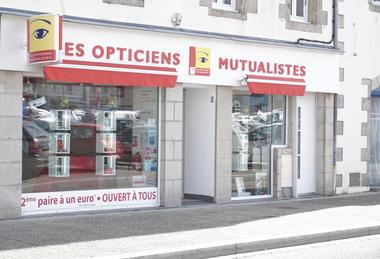 Opticien- Les opticiens Mutualistes - Pont- L'Abbé - Pays Bigouden - 3
