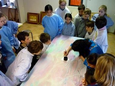 Atelier CEAPC Centre d'éveil aux arts-plastiques - Ile Tudy - Pays Bigouden (9)
