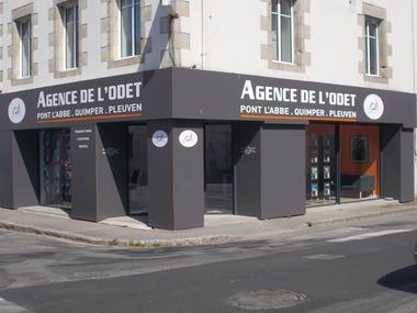 Agence immobilière de l'Odet - Pont-l'Abbé - Pays Bigouden - 1