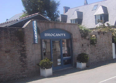 Antiquités Euzen - Pont-l'Abbé - Pays Bigouden - 1