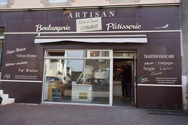 Boulangerie - Le Bourhis - Pays Bigouden - 1