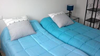 Agence Cabaret CM1 cambre bleue