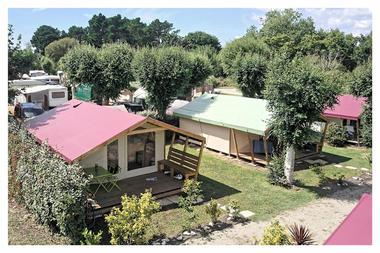 Camping LES GENETS FLOWER Penmarc'h Pays Bigouden