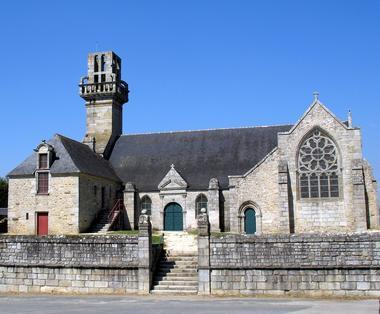 Chapelle de Languivoa - Plonéour-Lanvern
