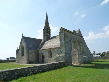 Chapelle de Penhors - Pouldreuzic (2)