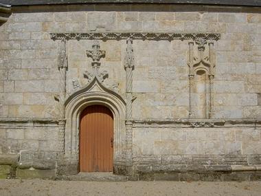 Chapelle de la Trinité - Plozévet © Y Férec (3)
