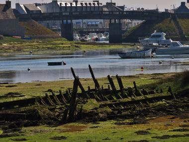 Cimetière des bateaux - Le Guilvinec - Pays Bigouden (2)