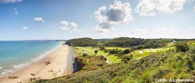 Golf de pléneuf Val André 2019