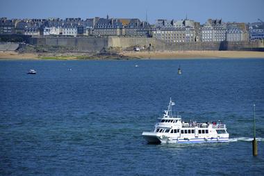 Excursions maritimes - Compagnie Corsaire - Saint-Malo