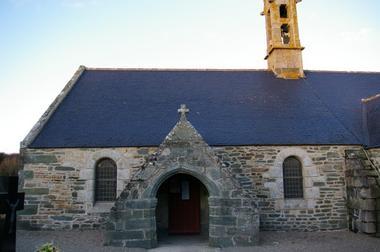 Eglise Saint Boscat - Tréogat (2)